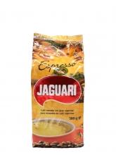 Кофе в зернах Jaguari Espresso (Джагуари Эспрессо)  500 г, вакуумная упаковка