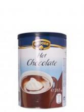 Растворимый напиток Kruger Hot Chocolate (Крюгер Горячий Шоколад)  265 г, туба из металлизированного картона