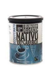 Кофе молотый Goppion Nativo Decaffeinato (Гоппион Нативо без кофеина)  250 г, металлическая банка