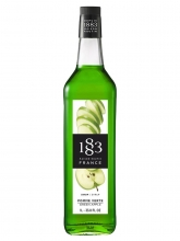 Сироп Maison Routin (Мэзон Рутин) Зеленое яблоко 1 л