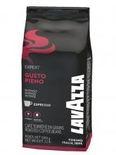 Кофе в зернах Lavazza Gusto Pieno (Лавацца Густо Пиено)  1 кг, вакуумная упаковка