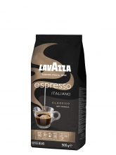 Кофе в зернах Lavazza Espresso (Лавацца Эспрессо)  500 г, вакуумная упаковка