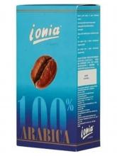 Кофе в зернах Ionia 100% Arabica (Иония 100% Арабика)   1 кг, вакуумная упаковка