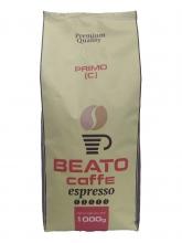 Кофе в зернах Beato Primo (С) (1кг)  вакуумная упаковка