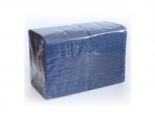 Салфетки БикПак, Синие 24х24, 300 шт./упак.