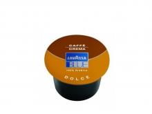Кофе в капсулах Lavazza BLUE Espresso Crema Gusto Dolce (Лавацца Блю Эспрессо Крема Густо Дольче), упаковка 100 капсул, формат Lavazza BLUE
